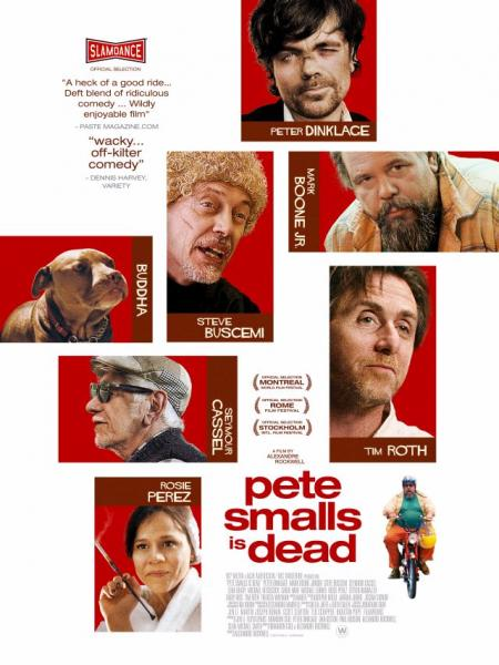 Pete Small Is Dead