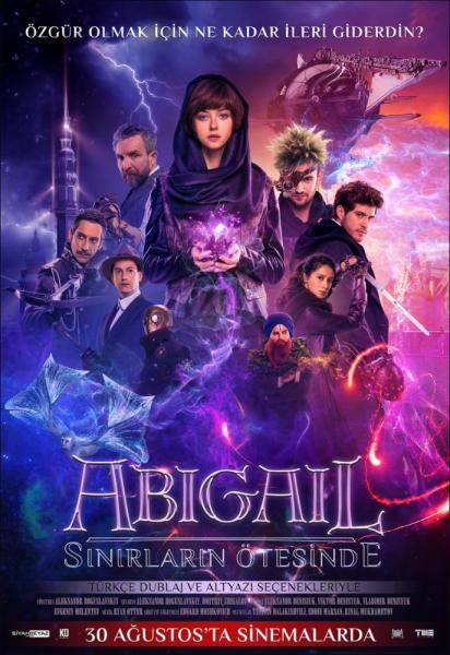 Abigail Sınırların Ötesinde